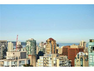 "Photo 4: 3105 928 HOMER Street in Vancouver: Yaletown Condo for sale in ""YALETOWN PARK 1"" (Vancouver West)  : MLS®# V908843"