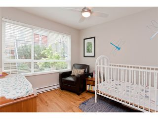 """Photo 10: 110 2688 WATSON Street in Vancouver: Mount Pleasant VE Townhouse for sale in """"TALA VERA"""" (Vancouver East)  : MLS®# V911021"""