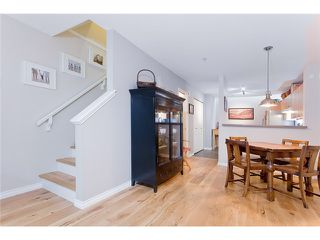 """Photo 3: 110 2688 WATSON Street in Vancouver: Mount Pleasant VE Townhouse for sale in """"TALA VERA"""" (Vancouver East)  : MLS®# V911021"""