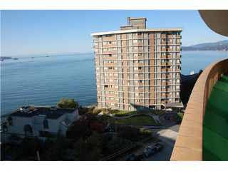 "Photo 4: 802 2135 ARGYLE Avenue in West Vancouver: Dundarave Condo for sale in ""THE CRESCENT"" : MLS®# V976760"