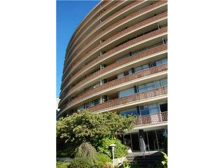 "Photo 1: 802 2135 ARGYLE Avenue in West Vancouver: Dundarave Condo for sale in ""THE CRESCENT"" : MLS®# V976760"