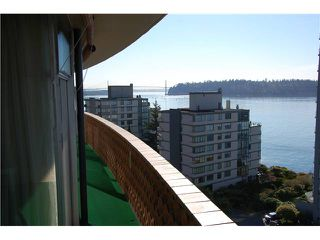 "Photo 3: 802 2135 ARGYLE Avenue in West Vancouver: Dundarave Condo for sale in ""THE CRESCENT"" : MLS®# V976760"