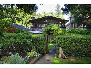 Main Photo: 1880 GARDEN Ave in North Vancouver: Pemberton NV Home for sale ()  : MLS®# V961149