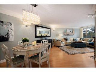 Photo 3: 101 1859 SPYGLASS Place in Vancouver: False Creek Condo for sale (Vancouver West)  : MLS®# V1054077