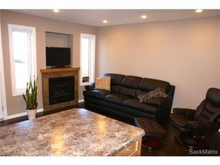 Photo 7: 116 4100 SANDHILL Crescent in Regina: The Creeks Semi-Detached for sale (Regina Area 04)  : MLS®# 515973