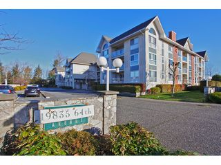 "Photo 1: 215 19835 64TH Avenue in Langley: Willoughby Heights Condo for sale in ""Willowbrook Gate"" : MLS®# F1429929"