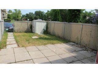 Photo 14: 107 Gables Court in WINNIPEG: Transcona Residential for sale (North East Winnipeg)  : MLS®# 1506221