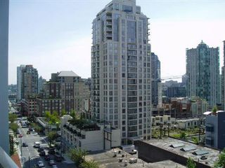 Photo 3: #807  1199 Seymour: Condo for sale (Downtown VW)  : MLS®# V534367