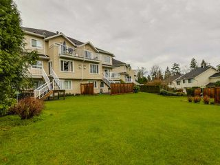 "Photo 20: 25 11588 232 Street in Maple Ridge: Cottonwood MR Townhouse for sale in ""COTTONWOOD VILLAGE"" : MLS®# R2019637"