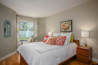 "Photo 12: 103 137 E 1ST Street in North Vancouver: Lower Lonsdale Condo for sale in ""CORONADO"" : MLS®# R2053942"
