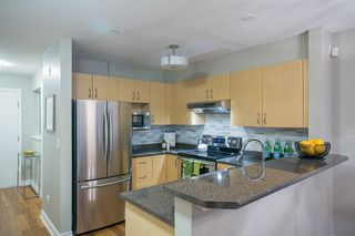 "Photo 3: 103 137 E 1ST Street in North Vancouver: Lower Lonsdale Condo for sale in ""CORONADO"" : MLS®# R2053942"