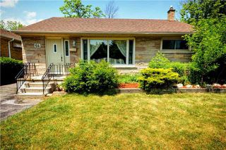 Photo 1: 64 Beaucourt Road in Hamilton: Ainslie Wood House (Bungalow) for sale : MLS®# X3513954