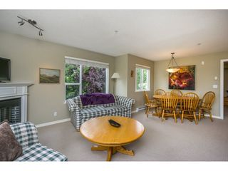"""Photo 12: 215 2581 LANGDON Street in Abbotsford: Abbotsford West Condo for sale in """"COBBLESTONE"""" : MLS®# R2090090"""
