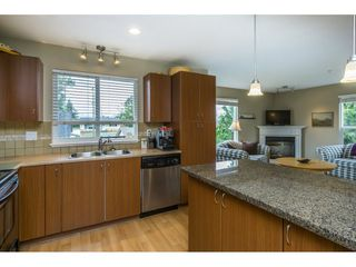 """Photo 3: 215 2581 LANGDON Street in Abbotsford: Abbotsford West Condo for sale in """"COBBLESTONE"""" : MLS®# R2090090"""
