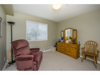 """Photo 17: 215 2581 LANGDON Street in Abbotsford: Abbotsford West Condo for sale in """"COBBLESTONE"""" : MLS®# R2090090"""