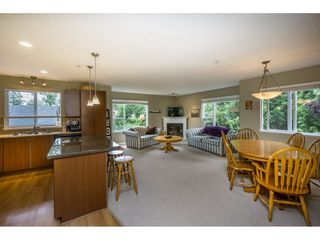 """Photo 5: 215 2581 LANGDON Street in Abbotsford: Abbotsford West Condo for sale in """"COBBLESTONE"""" : MLS®# R2090090"""