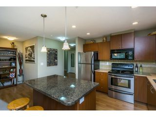 """Photo 7: 215 2581 LANGDON Street in Abbotsford: Abbotsford West Condo for sale in """"COBBLESTONE"""" : MLS®# R2090090"""