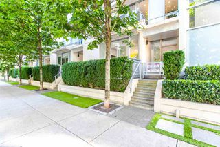"Photo 1: 1003 RICHARDS Street in Vancouver: Downtown VW Townhouse for sale in ""MIRO"" (Vancouver West)  : MLS®# R2097525"