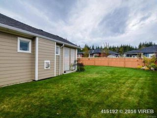 Photo 23: 15 3647 VERMONT PLACE in CAMPBELL RIVER: CR Willow Point Row/Townhouse for sale (Campbell River)  : MLS®# 742721