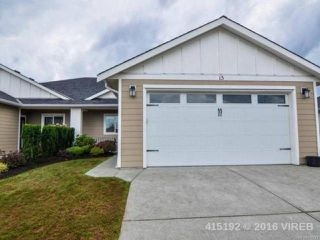Photo 24: 15 3647 VERMONT PLACE in CAMPBELL RIVER: CR Willow Point Row/Townhouse for sale (Campbell River)  : MLS®# 742721