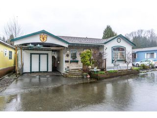 """Photo 1: 36 201 CAYER Street in Coquitlam: Maillardville Manufactured Home for sale in """"WILDWOOD MANUFACTURED HOME PARK"""" : MLS®# R2127016"""