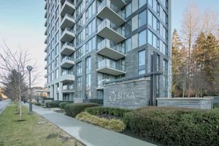 "Photo 1: 801 5868 AGRONOMY Road in Vancouver: University VW Condo for sale in ""SITKA"" (Vancouver West)  : MLS®# R2133342"