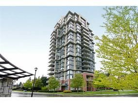 "Photo 1: 805 11 E ROYAL Avenue in New Westminster: Fraserview NW Condo for sale in ""VICTORIA HILL"" : MLS®# R2138405"