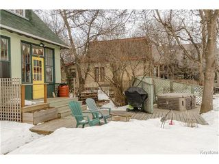 Photo 19: 51 Scotia Street in Winnipeg: Scotia Heights Residential for sale (4D)  : MLS®# 1704313