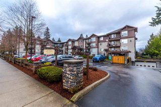 """Photo 1: 202 2581 LANGDON Street in Abbotsford: Abbotsford West Condo for sale in """"The Cobblestone"""" : MLS®# R2148221"""