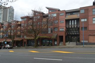 """Photo 1: 517 345 LONSDALE Avenue in North Vancouver: Lower Lonsdale Condo for sale in """"METROPOLITAN"""" : MLS®# R2156855"""