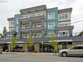 Photo 1: 207 9717 First Street in SIDNEY: Si Sidney South-East Condo Apartment for sale (Sidney)  : MLS®# 378182