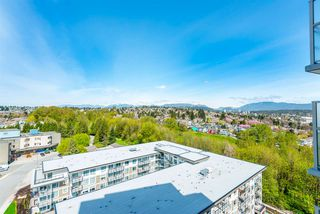 Photo 10: 1709 271 FRANCIS WAY in New Westminster: Fraserview NW Condo for sale : MLS®# R2163240