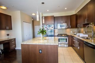 "Photo 10: 306 288 HAMPTON Street in New Westminster: Queensborough Condo for sale in ""VIA"" : MLS®# R2183849"