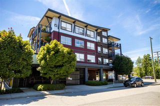 "Photo 3: 306 288 HAMPTON Street in New Westminster: Queensborough Condo for sale in ""VIA"" : MLS®# R2183849"
