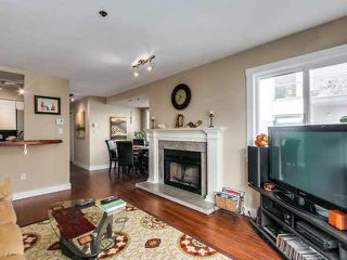 "Photo 5: 206 1265 W 11TH AVENUE in Vancouver: Fairview VW Condo for sale in ""BENTLEY PLACE"" (Vancouver West)  : MLS®# V1143355"