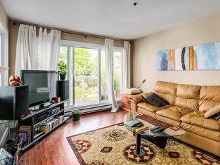 "Photo 7: 206 1265 W 11TH AVENUE in Vancouver: Fairview VW Condo for sale in ""BENTLEY PLACE"" (Vancouver West)  : MLS®# V1143355"