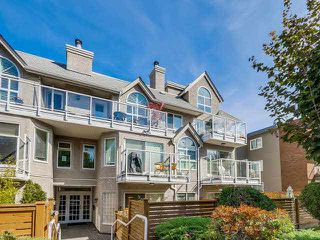 "Photo 13: 206 1265 W 11TH AVENUE in Vancouver: Fairview VW Condo for sale in ""BENTLEY PLACE"" (Vancouver West)  : MLS®# V1143355"