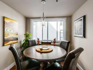 "Photo 3: 206 1265 W 11TH AVENUE in Vancouver: Fairview VW Condo for sale in ""BENTLEY PLACE"" (Vancouver West)  : MLS®# V1143355"