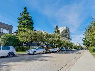 "Photo 2: 206 1265 W 11TH AVENUE in Vancouver: Fairview VW Condo for sale in ""BENTLEY PLACE"" (Vancouver West)  : MLS®# V1143355"