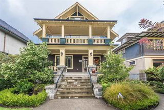 Photo 1: 335 W 11TH Avenue in Vancouver: Mount Pleasant VW Townhouse for sale (Vancouver West)  : MLS®# R2213238