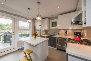 Photo 6: 335 W 11TH Avenue in Vancouver: Mount Pleasant VW Townhouse for sale (Vancouver West)  : MLS®# R2213238