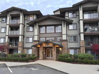 """Photo 1: 312 2038 SANDALWOOD Crescent in Abbotsford: Central Abbotsford Condo for sale in """"The Element"""" : MLS®# R2222178"""