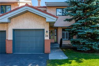 Main Photo: #34 5810 PATINA DR SW in Calgary: Patterson House for sale : MLS®# C4138541