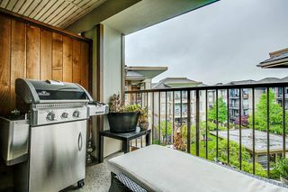 "Photo 9: 427 12248 224 Street in Maple Ridge: East Central Condo for sale in ""URBANO"" : MLS®# R2262541"