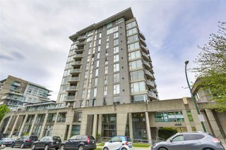 "Photo 1: 404 1633 W 8TH Avenue in Vancouver: Fairview VW Condo for sale in ""FIRCREST GARDENS"" (Vancouver West)  : MLS®# R2265992"