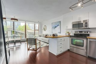 "Photo 2: 404 1633 W 8TH Avenue in Vancouver: Fairview VW Condo for sale in ""FIRCREST GARDENS"" (Vancouver West)  : MLS®# R2265992"