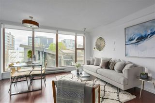 """Photo 3: 404 1633 W 8TH Avenue in Vancouver: Fairview VW Condo for sale in """"FIRCREST GARDENS"""" (Vancouver West)  : MLS®# R2265992"""