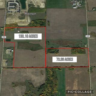 Main Photo: W4, R24, T49, S18 NE: Rural Leduc County Rural Land/Vacant Lot for sale : MLS®# E4112684