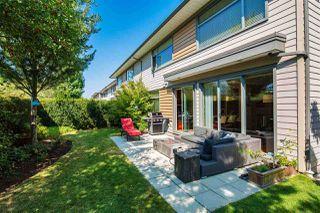 "Photo 19: 23 2603 162 Street in Surrey: Grandview Surrey Townhouse for sale in ""Vinterra"" (South Surrey White Rock)  : MLS®# R2298486"