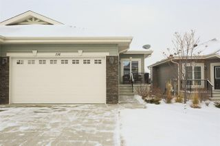 Main Photo: 114 50 Windrose Drive: Leduc House Half Duplex for sale : MLS®# E4135100